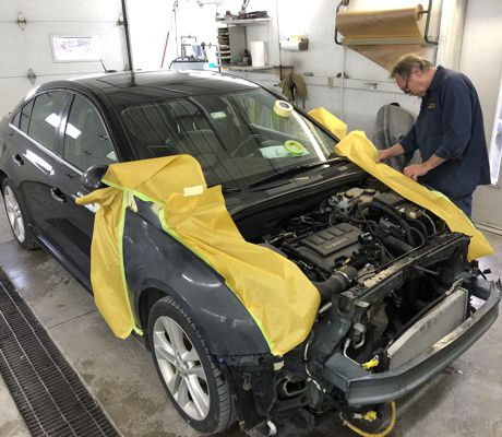 Auto Body Shop >> Batt Stevens Body Shop Professional Auto Body Repair